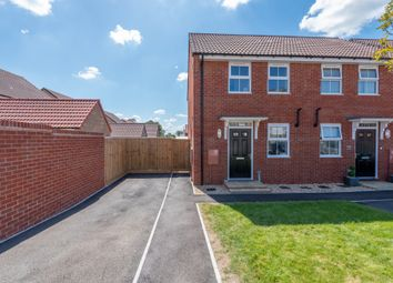 Thumbnail 2 bed semi-detached house for sale in Foxglove Road, Somerton