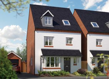 "Thumbnail 4 bed detached house for sale in ""The Wimborne"" at Canon Ward Way, Haslington, Crewe"