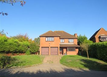 Thumbnail 5 bed detached house to rent in Dyers Mews, Neath Hill, Milton Keynes