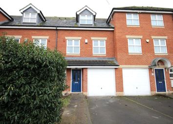 Thumbnail 3 bed terraced house to rent in Usher Close, Bedford
