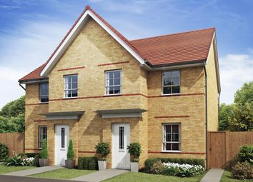 "Thumbnail 3 bedroom semi-detached house for sale in ""Palmerston"" at Lowfield Road, Anlaby, Hull"