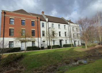 Thumbnail 2 bed flat for sale in Clickers Drive, Upton, Northampton, Northamptonshire