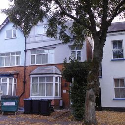 Thumbnail Studio to rent in Stanmore Road, Edgbaston, Birmingham