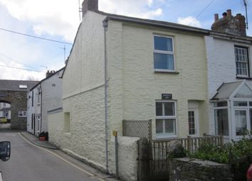Thumbnail 2 bed end terrace house for sale in Eddystone Terrace, Wadebridge, Cornwall