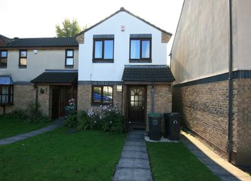 Thumbnail 2 bed end terrace house to rent in Clarkson Drive, Beeston, Nottingham