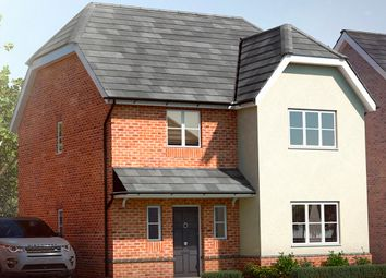 Thumbnail 4 bed detached house for sale in Clacton Road, Elmstead, Colchester