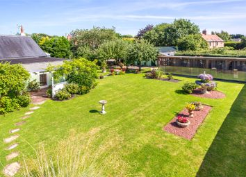 Thumbnail 5 bed detached house for sale in Breighton, Selby