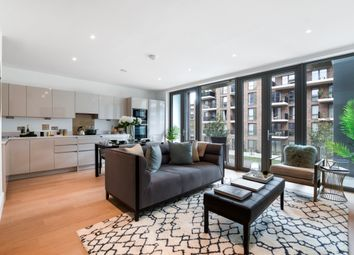 Thumbnail 2 bed flat for sale in Park Terrace, London