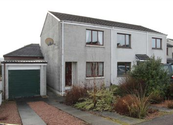 Thumbnail 3 bedroom semi-detached house for sale in Balnabeen Drive, Dingwall