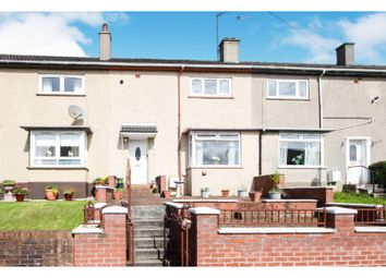 Thumbnail 3 bedroom terraced house for sale in Hawthornhill Road, Dumbarton