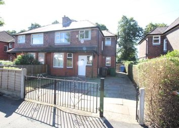 Thumbnail 3 bed semi-detached house for sale in Kings Road, Stretford, Manchester