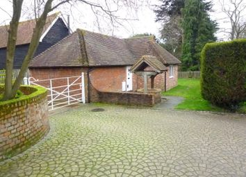 Thumbnail 2 bed cottage to rent in Nizels Lane, Hildenborough, Tonbridge