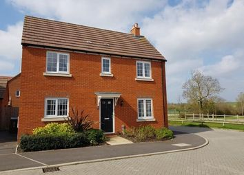 Thumbnail 4 bed detached house for sale in Harris Close, Newton Leys, Milton Keynes, Uk
