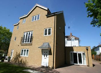 Thumbnail 2 bed flat to rent in Page Heath Lane, Bickley, Bromley