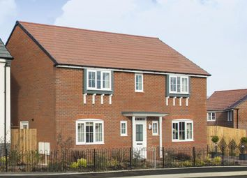 "Thumbnail 4 bed detached house for sale in ""Oakhampton"" at Saxon Court, Bicton Heath, Shrewsbury"