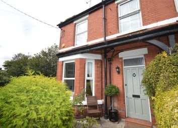Thumbnail 3 bed cottage for sale in Upper Raby Road, Neston