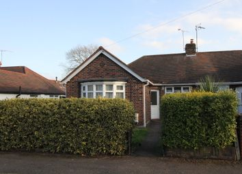 Thumbnail 3 bed semi-detached bungalow to rent in The Drive, Potters Bar