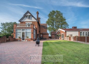 Thumbnail 6 bed detached house for sale in West Winch Road, West Winch, King's Lynn, Norfolk