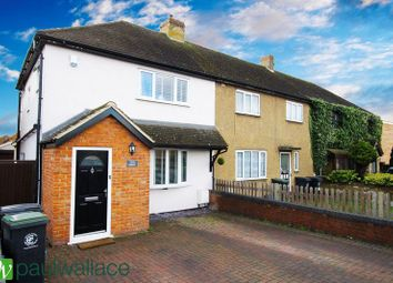 Thumbnail 3 bed end terrace house for sale in Dobbs Weir Road, Hoddesdon