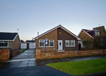 Thumbnail 3 bed detached bungalow for sale in Kintyre Drive, Thornaby, Stockton-On-Tees