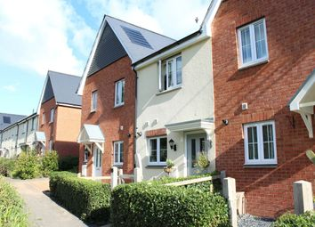 Thumbnail 2 bedroom terraced house to rent in Betjeman Close, Sidford, Sidmouth