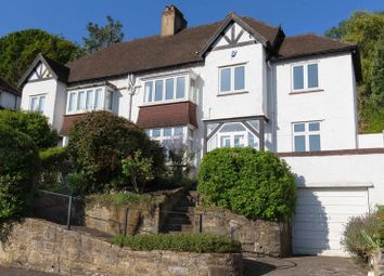 Thumbnail 4 bed semi-detached house for sale in Northwood Avenue, Purley