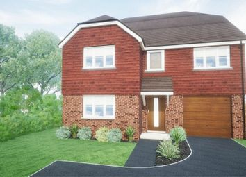 Thumbnail 4 bed detached house for sale in Rock Lane, Hastings, East Sussex