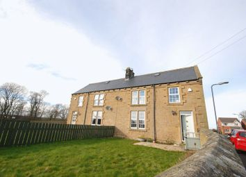 Thumbnail 4 bed semi-detached house for sale in Wansbeck Road, Ashington