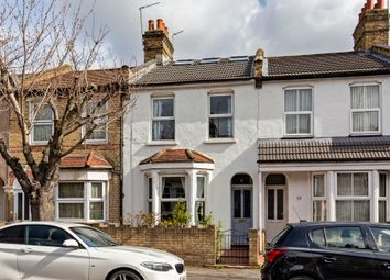 Thumbnail 4 bedroom terraced house for sale in York Road, London