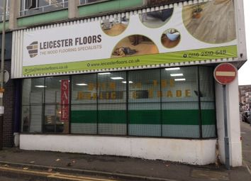 Thumbnail Commercial property for sale in Belgrave Gate, Leicester