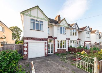 Thumbnail 4 bed semi-detached house for sale in Red House Lane, Westbury-On-Trym, Bristol
