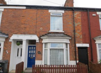 Thumbnail 2 bed terraced house for sale in Welbeck Street, Hull, East Riding Of Yorkshire