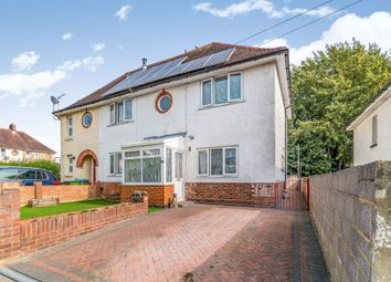 Thumbnail 4 bed end terrace house for sale in Larch Road, Coxford, Southampton