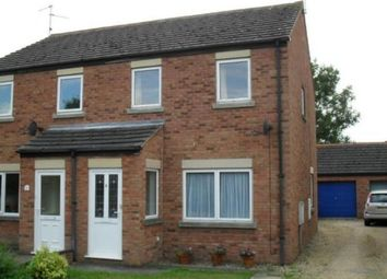 Thumbnail 3 bedroom semi-detached house for sale in Woodcote Close, Peterborough, Peterborough