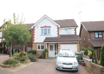 Thumbnail 4 bedroom detached house for sale in Malden Fields, Bushey