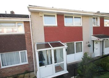 Thumbnail 3 bed terraced house for sale in Bradford Close, Plymouth