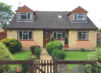 Thumbnail 4 bed detached house for sale in High Street, Longstanton
