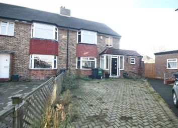 Thumbnail 4 bedroom end terrace house for sale in Sterling Avenue, Waltham Cross