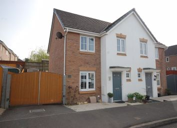 Thumbnail 3 bed semi-detached house for sale in 20 Cae Morfa, Skewen