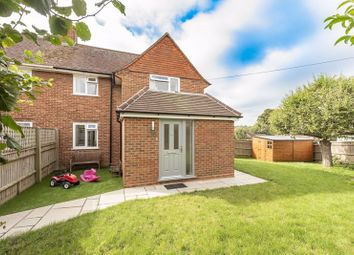 Highfield Road, Bourne End SL8. 3 bed semi-detached house