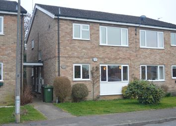 Thumbnail 2 bed maisonette to rent in Pym Walk, Lea Park, Thame, Oxfordshire