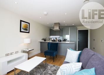 Thumbnail 2 bed flat to rent in Marc Brunel House, 136 Wapping High Street, London