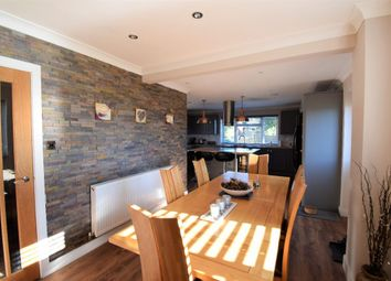 Thumbnail 4 bed detached house for sale in Queens Crescent, Horndean, Waterlooville