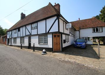 Thumbnail 4 bed semi-detached house for sale in The Street, Smarden, Ashford