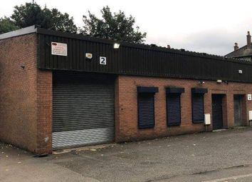Thumbnail Light industrial to let in Shawbridge Street, Glasgow