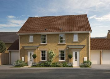 "Thumbnail 3 bedroom terraced house for sale in ""Barwick"" at Norton Fitzwarren, Taunton"