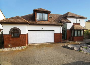 4 bed detached house for sale in Barcombe Heights, Preston, Paignton TQ3