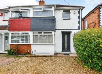 2 bed semi-detached house for sale in Atlantic Road, Great Barr, Birmingham B44