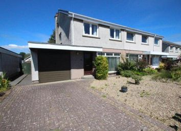 Thumbnail 3 bedroom semi-detached house for sale in Balnagowan Drive, Glenrothes, Fife