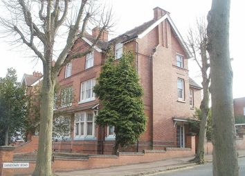 Thumbnail 2 bed flat to rent in Sandown Road, Stoneygate